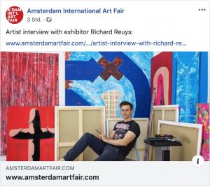 Interview with Amsterdam International Art Fair